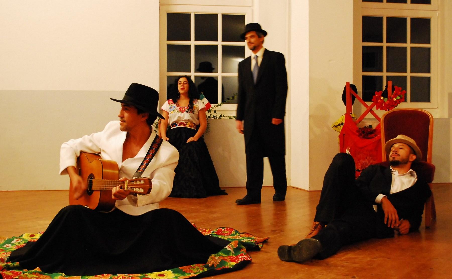 "Estelar de Teatro ""Frida"""